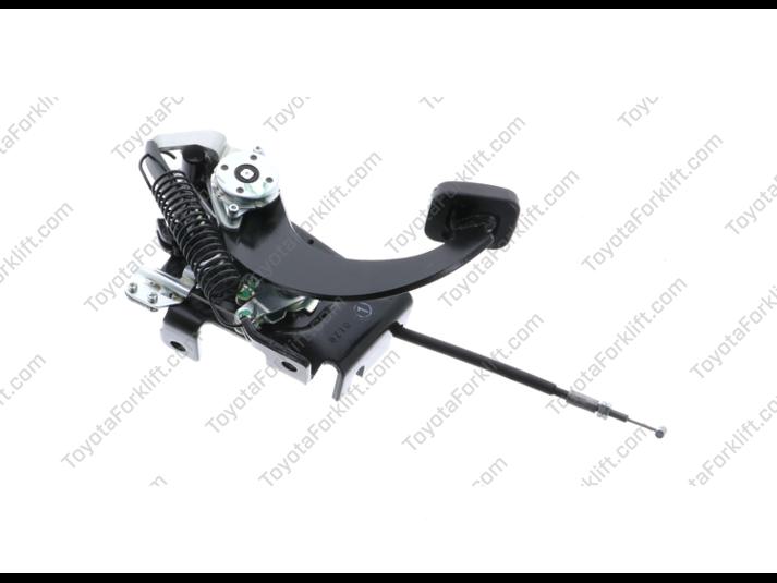 Parking Brake Pedal Assembly