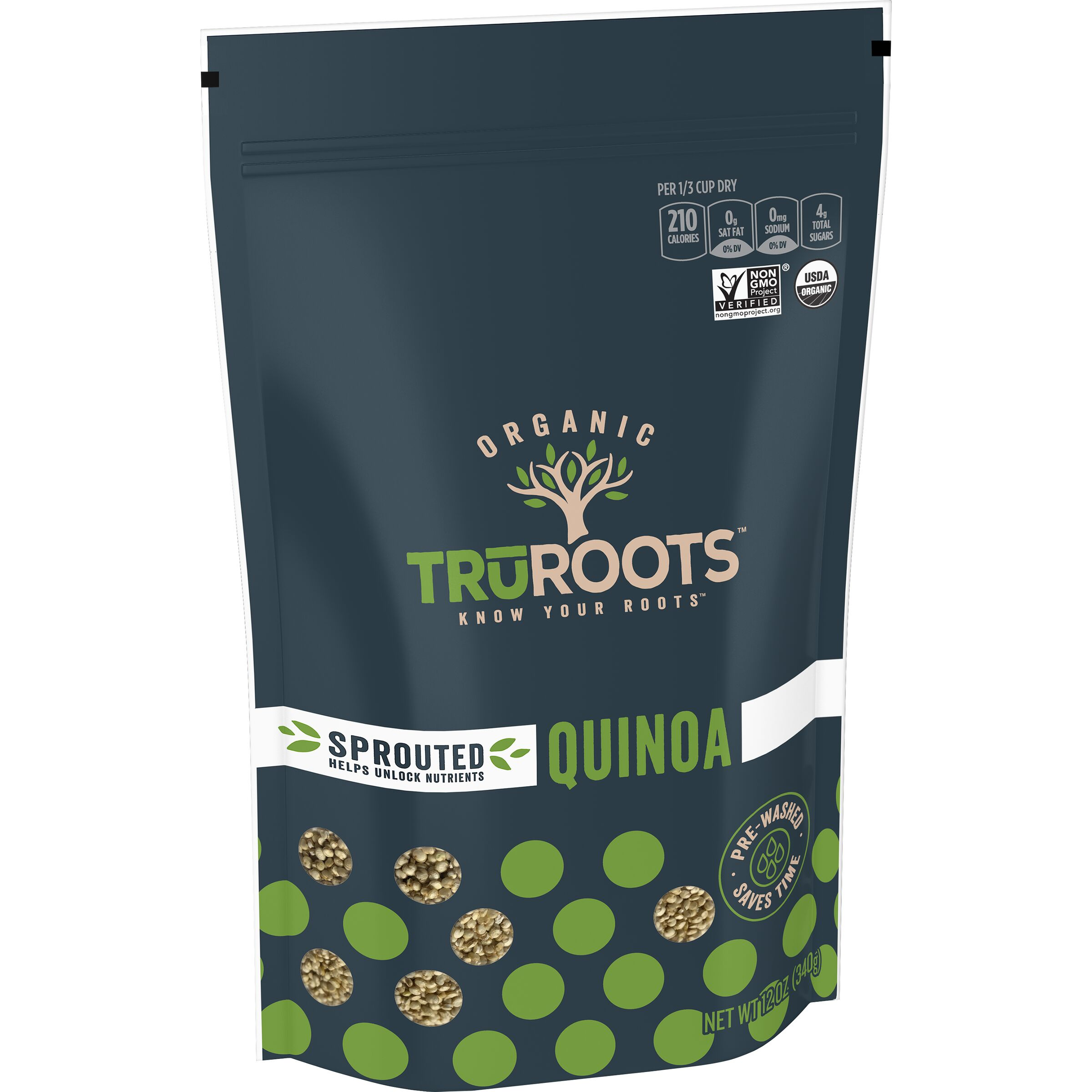 truRoots ORIGINALS Organic Sprouted Quinoa